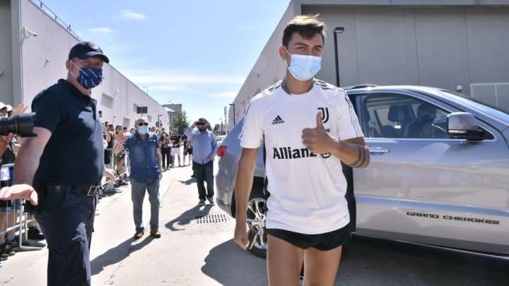 Paulo Dybala Juventus Griezmann Barcelona