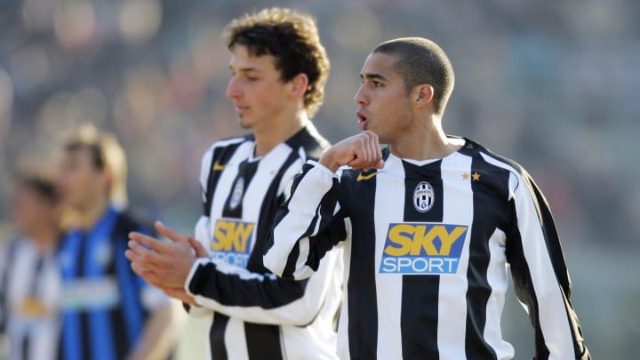 Juventus' Swedish forward Zlatan Ibrahim