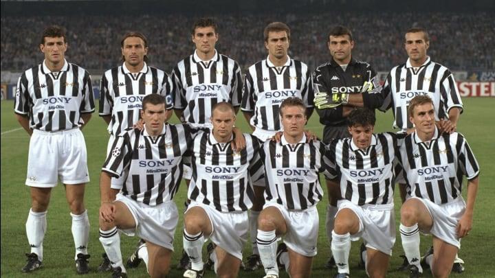 Juventus teamgroup