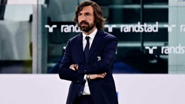 Andrea Pirlo has faced questions about his future