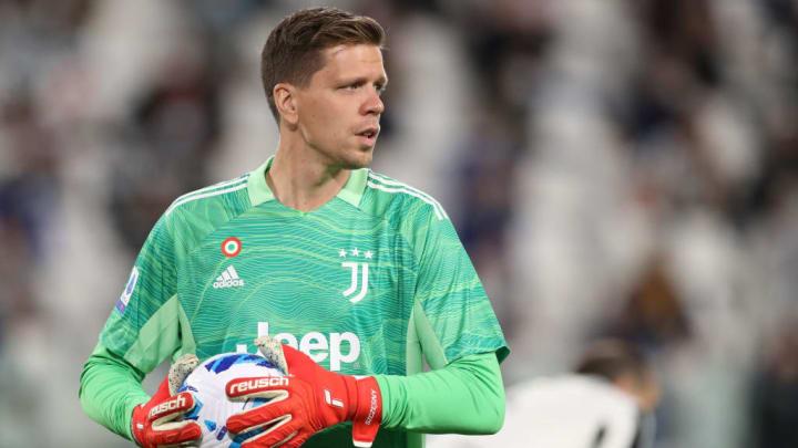 Wojciech Szczesny Juventus Donnarumma PSG Série A
