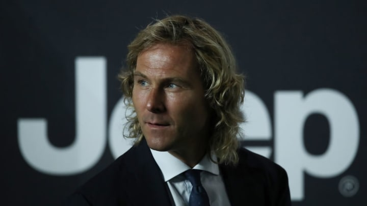Pavel Nedved has spoken about Cristiano Ronaldo and Andrea Pirlo