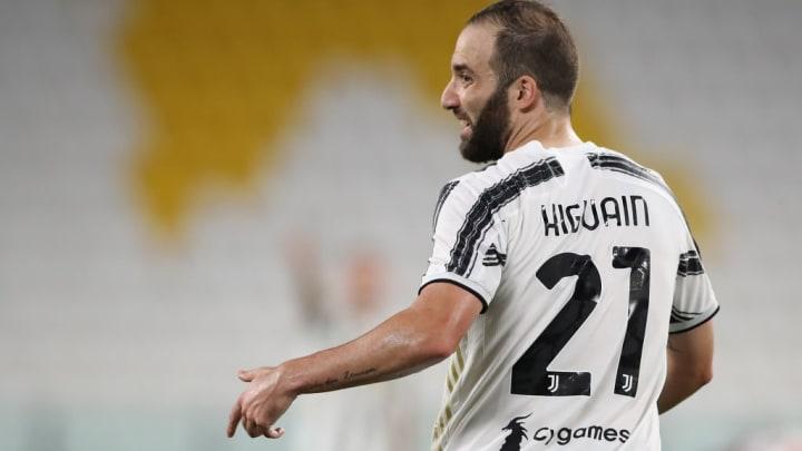 Gonzalo Higuain