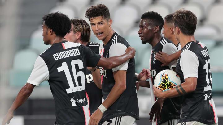 Juventus 2 2 Atalanta Report Ratings Reaction As Ronaldo Penalties Save Hosts