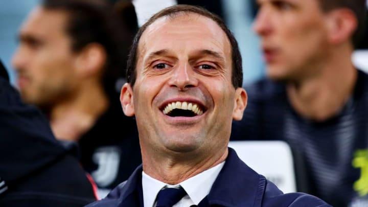 Massimiliano Allegri Real Madrid Juventus