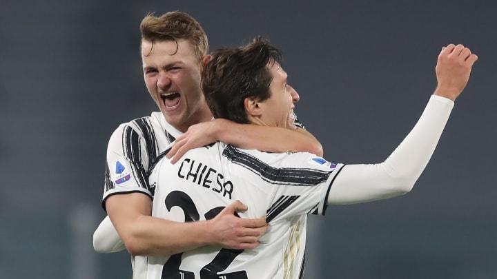 Jubeln De Ligt und Chiesa bald für den FC Chelsea?