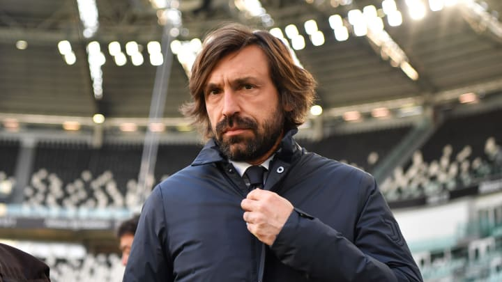 Juventus draw up three-man shortlist to replace Andrea Pirlo