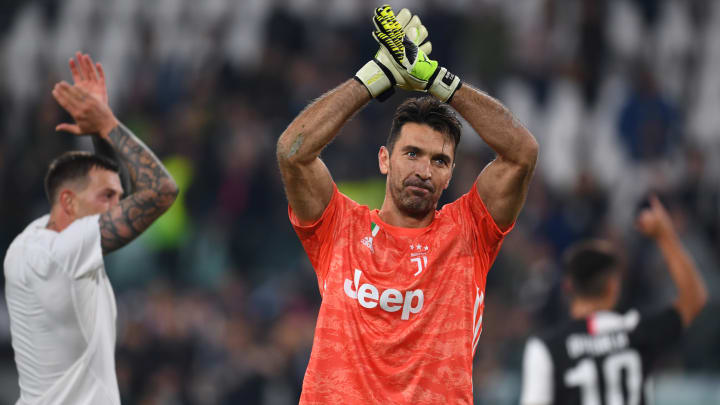 Gianluigi Buffon is one of the game's greatest