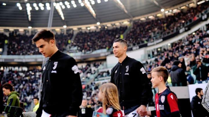 Cristiano Ronaldo, Paulo Dybala