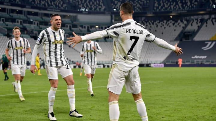 Cristiano Ronaldo, Merih Demiral