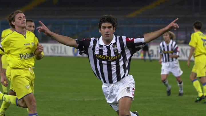 Juventus v Chievo X