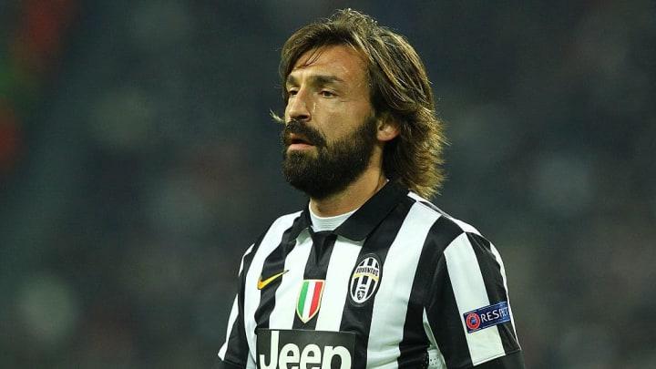 Andrea Pirlo llegó gratis a la Juventus desde Milán