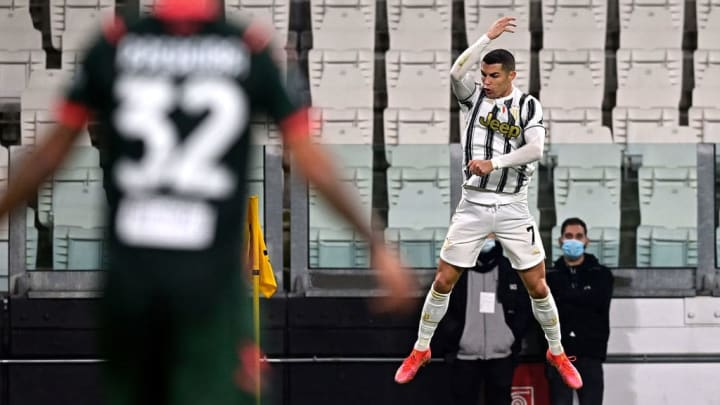 Yep that'll be Ronaldo
