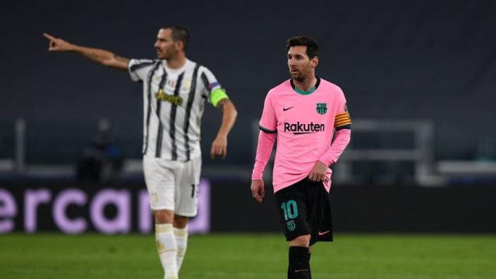 Juventus v FC Barcelona: Group G - UEFA Champions League