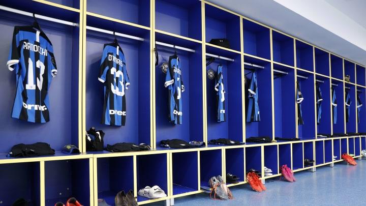 L'Inter s'apprête à porter un maillot quelque peu différent.