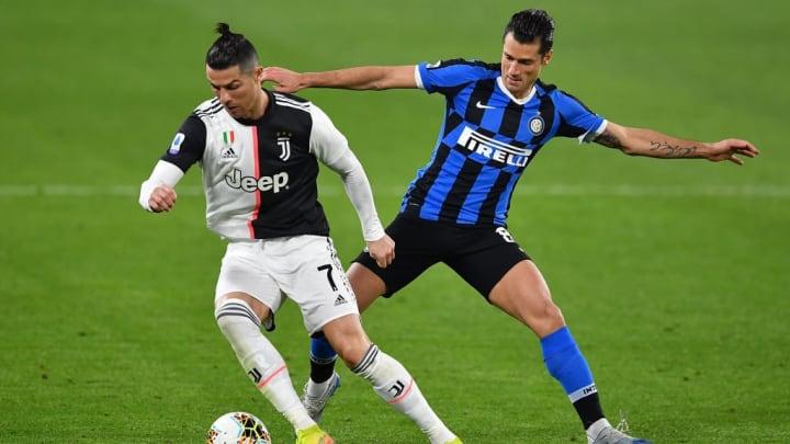 Cristiano Ronaldo, Antonio Candreva
