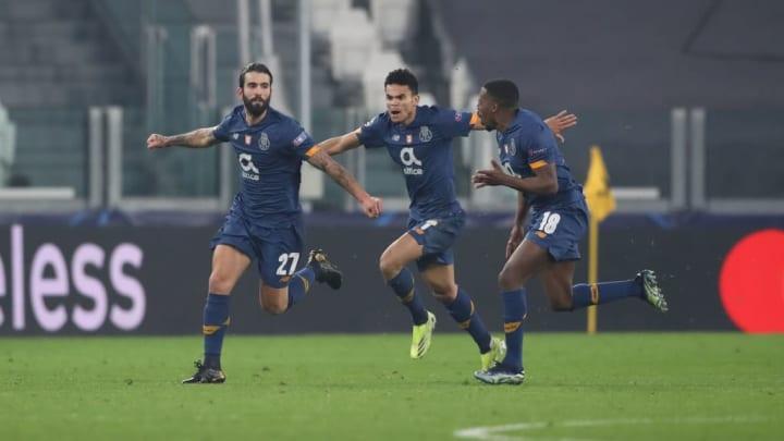 Sergio Oliveira, Wilson Manafa, Luis Diaz
