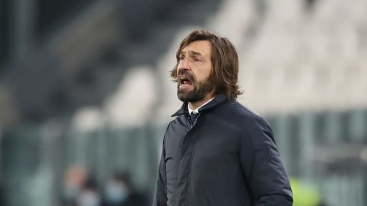Pirlo is at risk of missing out on the title in his first season as Juve coach