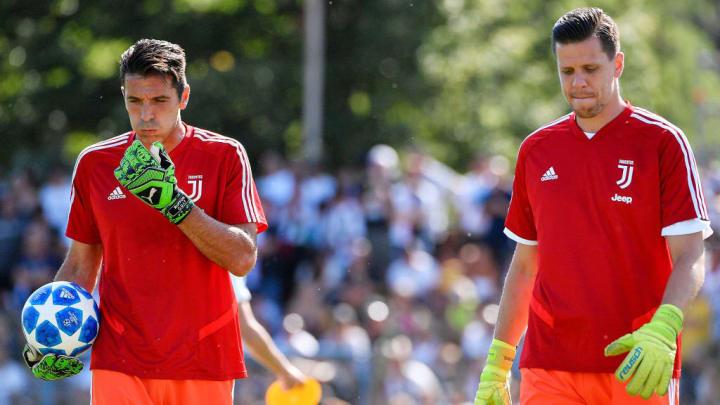 Gianluigi Buffon, Wojciech Szczesny