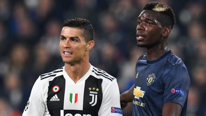 Paul Pogba et Cristiano Ronaldo ensemble au PSG ?