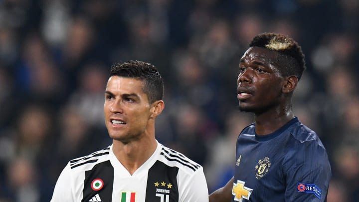 Manchester United are reportedly considering a swap deal with Juventus