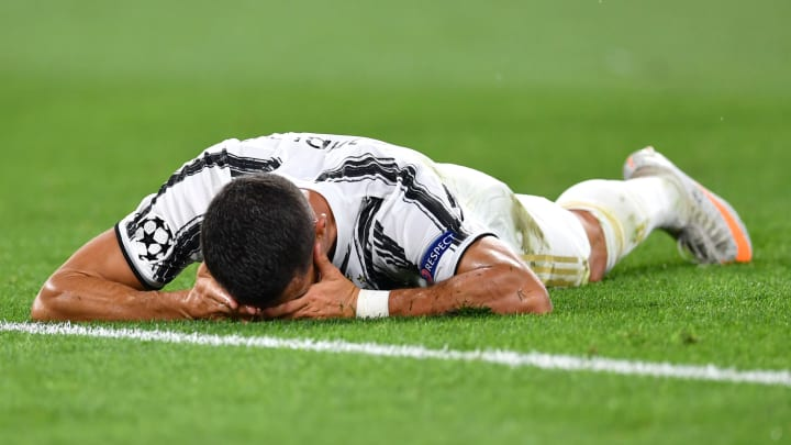 Ronaldo ist nach dem CL-Aus von Juve fassungslos