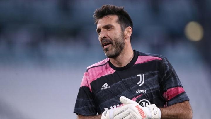 Gianluigi Buffon Série A Campeonato Italiano Juventus Parma Calcio