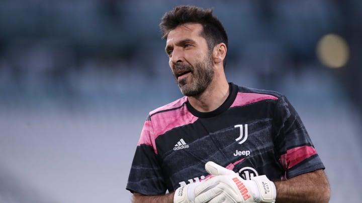 Gianluigi Buffon verlässt Juve