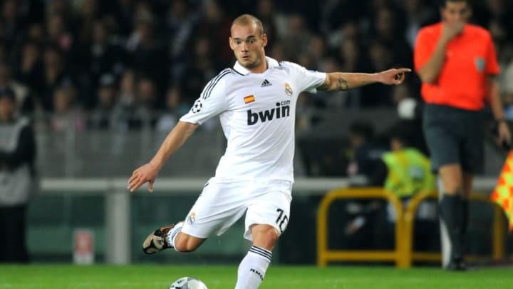 Wesley Sneijder, Real Madrid
