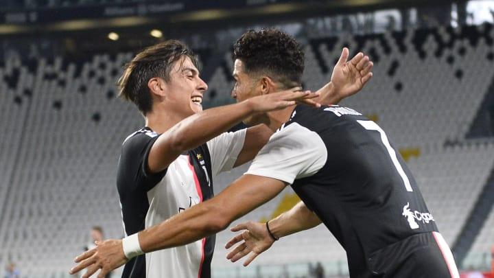 Dybala decisivo, CR7 da record. La sicurezza di Szczesny e Bonucci: il Pagellone Juventus 2019-20
