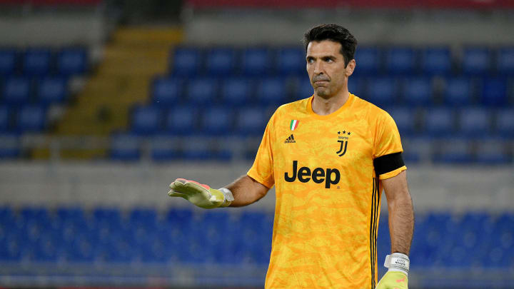 Gianluigi Buffon Breaks All-Time Serie A Appearance Record With Start Against Torino