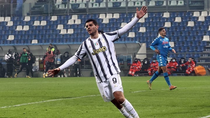 Juve's star striker