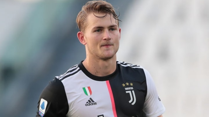 de Ligt will return from suspension this weekend