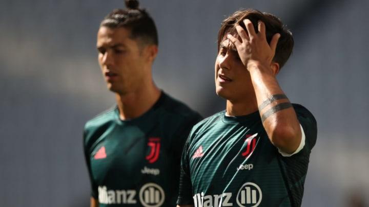 Paulo Dybala, Cristiano Ronaldo