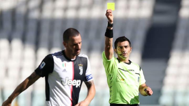 Leonardo Bonucci, Fabio Maresca