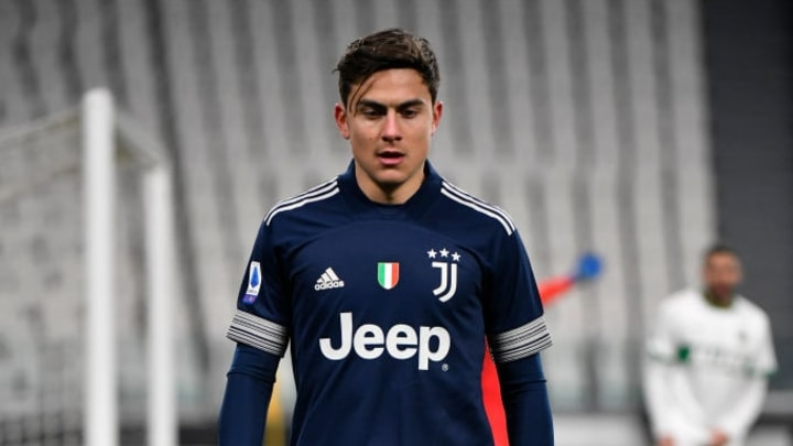 Arsenal have been linked with a move for Paulo Dybala over the last few days