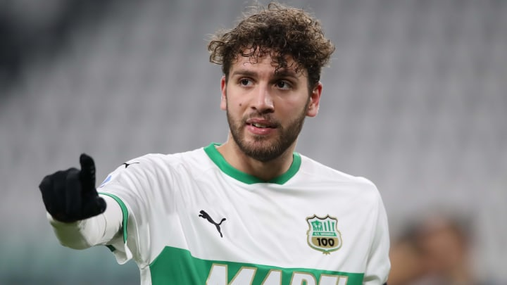 He has been a great form for Sassuolo this season