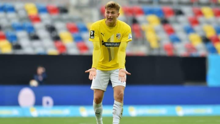KFC Uerdingen v FC Carl Zeiss Jena - 3. Liga