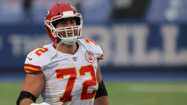 Three of the most likely free-agent destinations for Eric Fisher following the 2021 NFL Draft.
