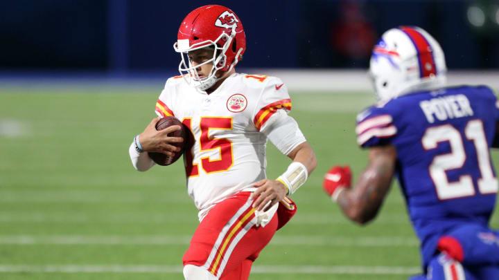 NFL Playoffs fantasy picks: start 'em, sit 'em for Bills vs. Chiefs.