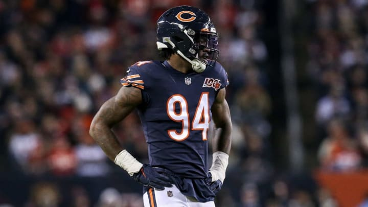 Leonard Floyd was expected to be the next great NFL linebacker. That obviously never happened.