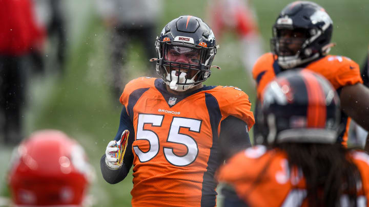 The latest Bradley Chubb injury update is great news for the Denver Broncos.