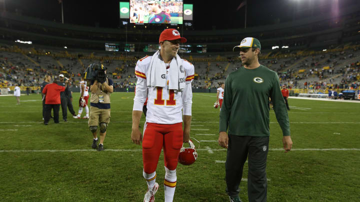 Alex Smith and Aaron Rodgers were two best QBs in 2005 NFL Draft