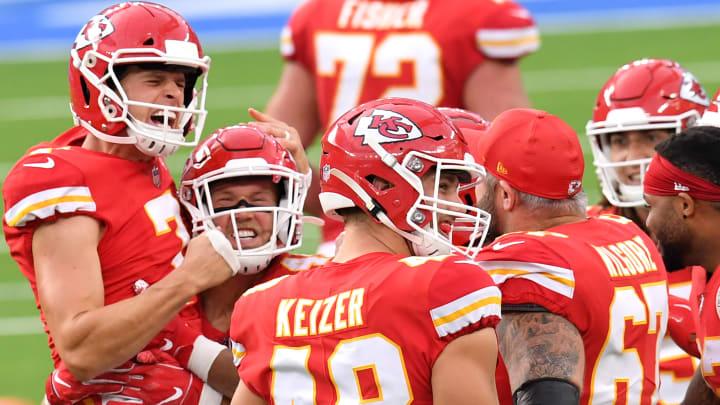 Los Chiefs concluirán la temporada como los máximos favoritos al campeonato
