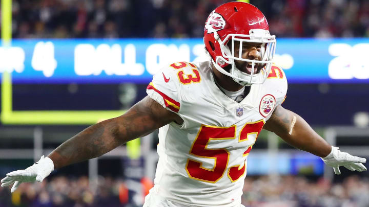 3 Contracts Chiefs Need to Restructure to Free up Cap Space