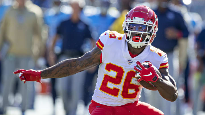 Damien Williams won't play against Patriots on Sunday.