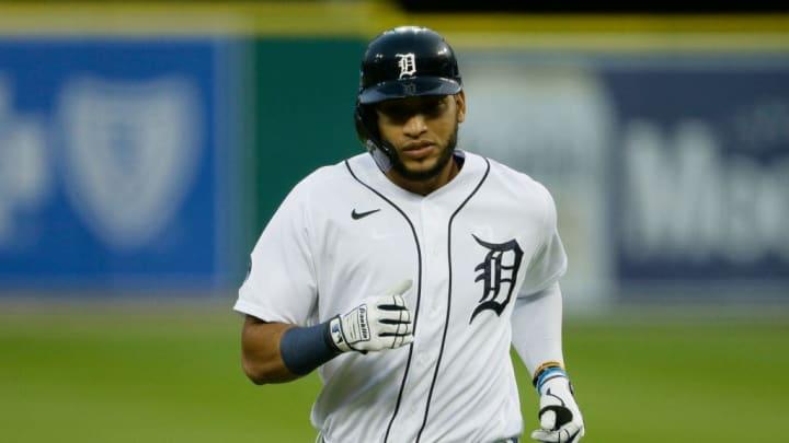 Reyes a joué toute la saison MLB 2020 en tant que starter