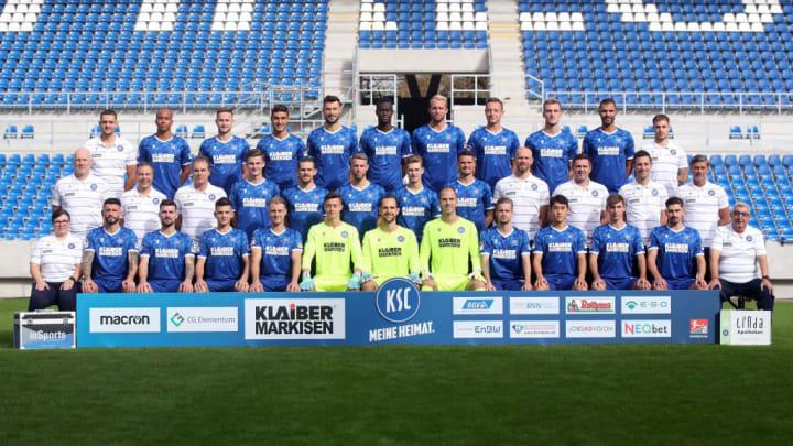 Karlsruher SC Team Presentation