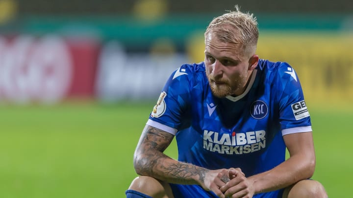 Wechsel vom Tisch: Philipp Hofmann bleibt beim Karlsruher SC