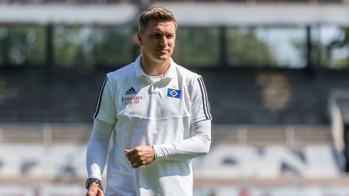 In der abgelaufenen Saison war Tobias Schweinsteiger beim Hamburger SV Co-Trainer von Dieter Hecking